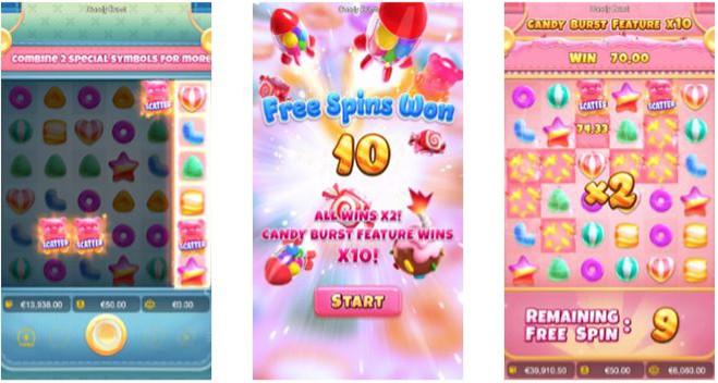Candy Burst 7-1
