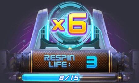 Bonus-Respin-Feature