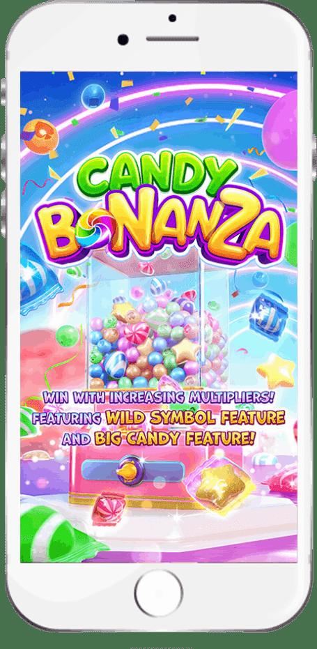 Candy Bonanza mobile