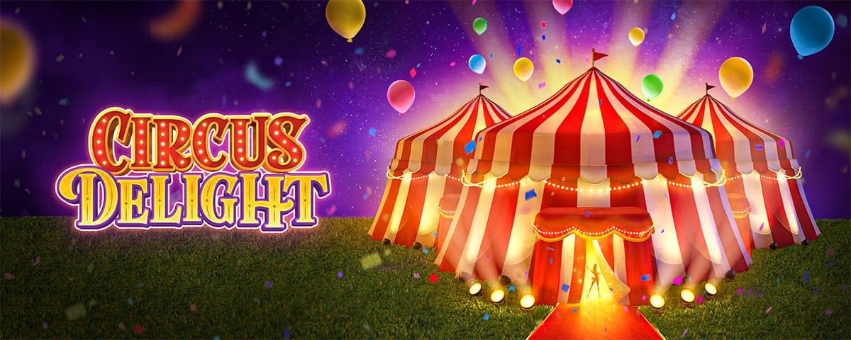 Circus Delight bg