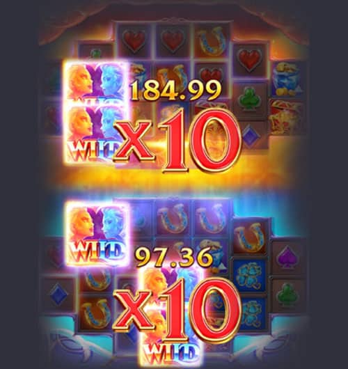 Free-Spins-Feature