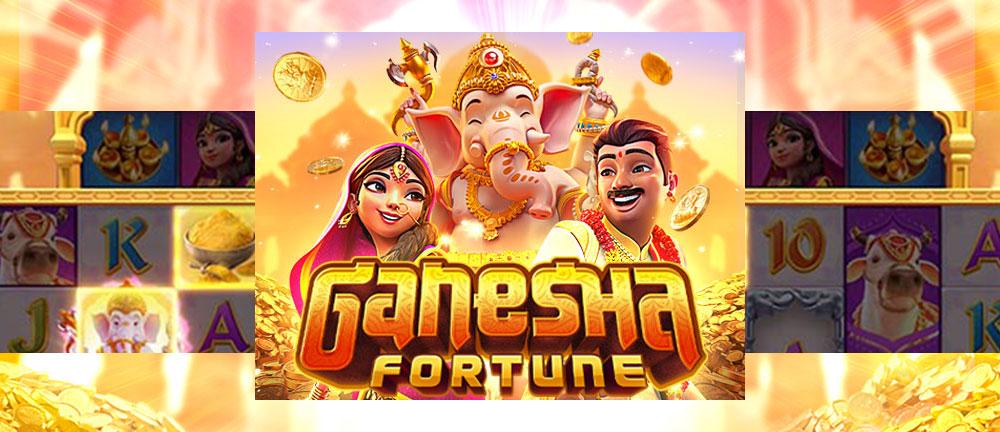 Ganesha Fortune bg