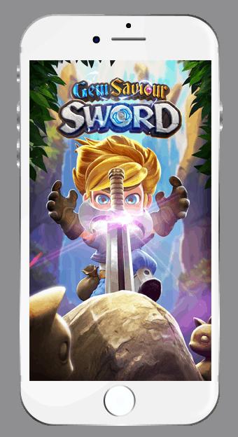 รีวิว PG SLOT GEM SAVIOUR SWORD