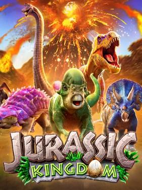 Jurassic Kingdom demo