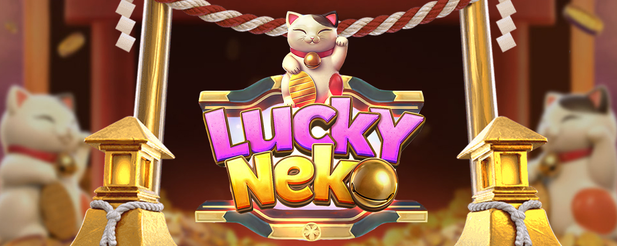 Lucky Neko bg