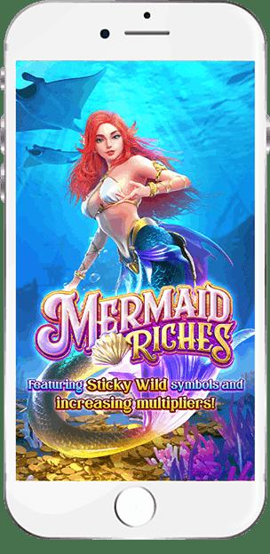 Mermaid Riches mobiles