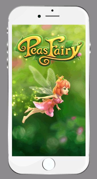 Mobile Peas-Fairy