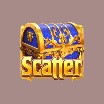 Scatter Majestic Treasures