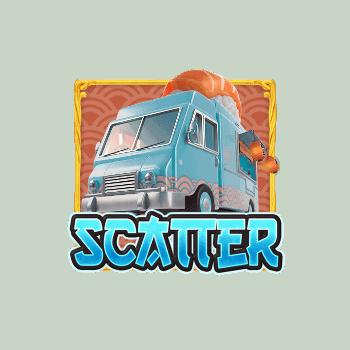 Scatter-Sushi Oishi