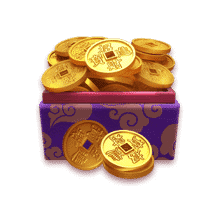 gold coin-Fortune Ox