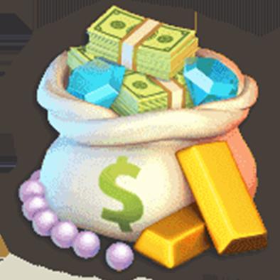 money bag Heist Stakes