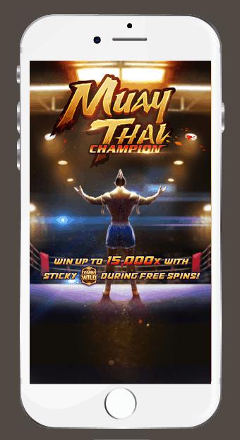 รีวิว PG SLOT Muay Thai Champion