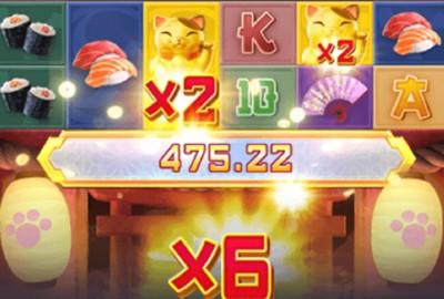 play line3-Lucky Neko