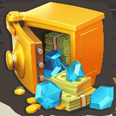 save treasure Heist Stakes