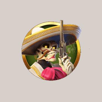 skeleton sniper-Wild Bandito