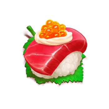 sushi symbol Sushi Oishi