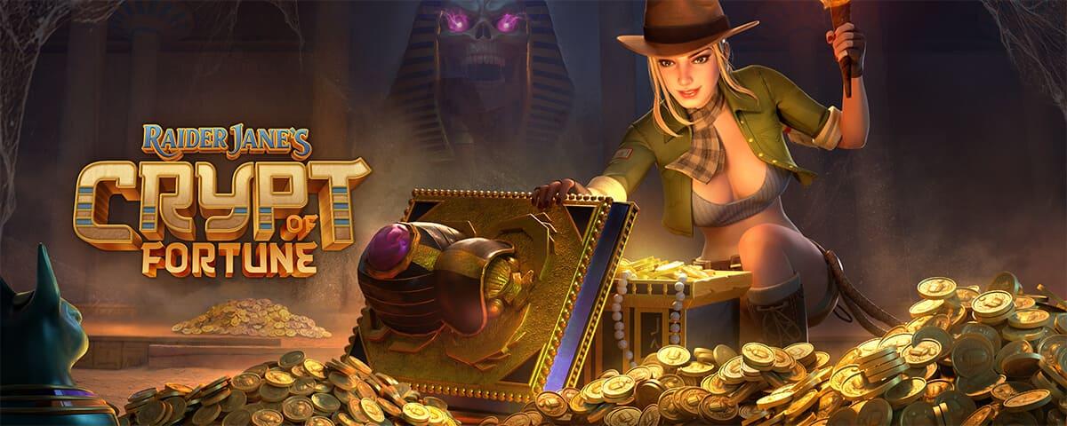 Raider Jane's Crypt of Fortune BG