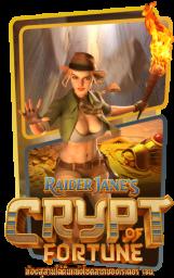 Raider Jane's Crypt of Fortune game